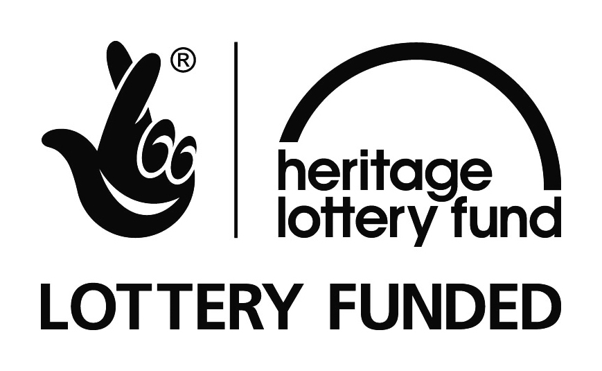 Supported by the National Lottery, through the Heritage Lottery Fund